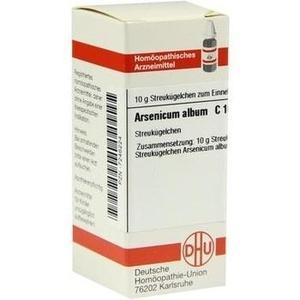 ARSENICUM ALB C100
