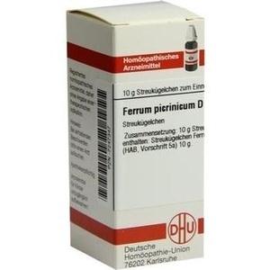 FERRUM PICRINIC D12