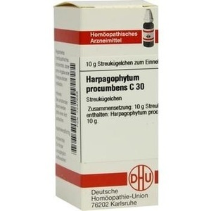 HARPAGOPHYTUM PROC C30