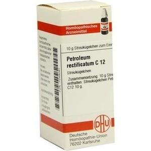 PETROLEUM RECTIFICATUM C 12 Globuli