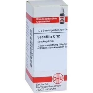 SABADILLA C 12 Globuli