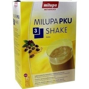 MILUPA PKU 3 Shake Mokka Pulver