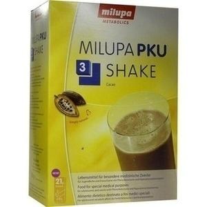 MILUPA PKU 3 Shake Cacao Pulver