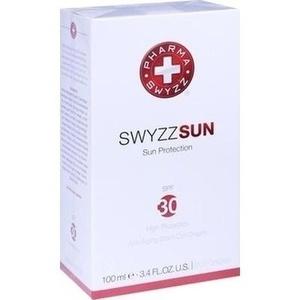 SWYZZ SUN Anti-Aging StemCell Sonnencreme LSF30