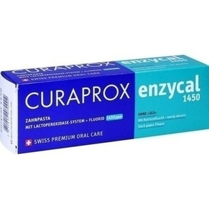 ENZYCAL Curaprox Zahnpasta