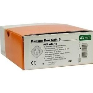 DANSAC Duo Soft S Basispl.plan RR43 15-35mm