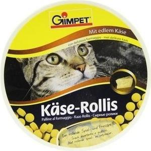 GIMPET Käse Rollis für Katzen