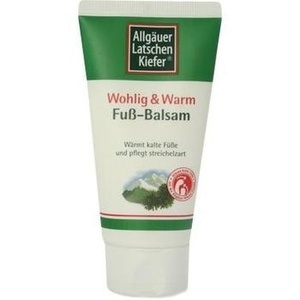 ALLGÄUER LATSCHENK. Fuß Balsam wohlig & warm