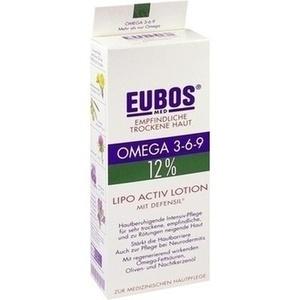 EUBOS EMPFINDL.Haut Omega 3-6-9 Lipo Activ Lotion
