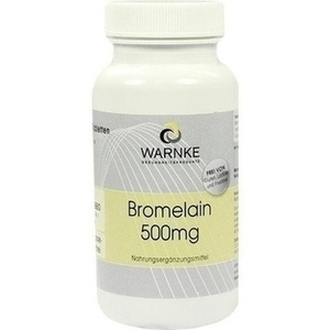 BROMELAIN 500 mg Tabletten