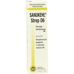 SANUKEHL Strep D 6 Tropfen