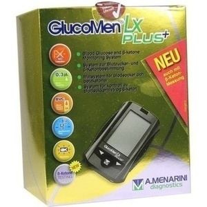 GLUCOMEN LX Plus Set mg/dl