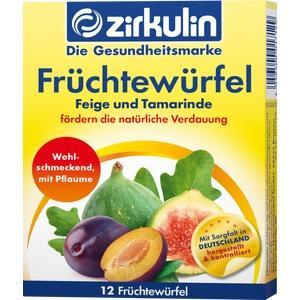 Abbildung von Zirkulin Früchtewürfel