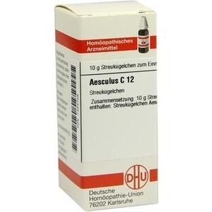 AESCULUS C 12 Globuli