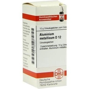 ALUMINIUM MET D12
