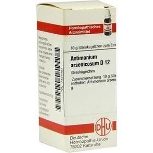 ANTIMONIUM ARSENIC D12