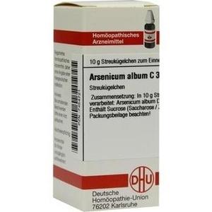 ARSENICUM ALB C 3