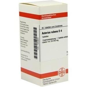 ASTERIAS RUBENS D 4 Tabletten