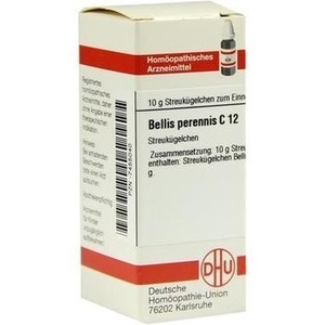BELLIS PERENNIS C 12 Globuli