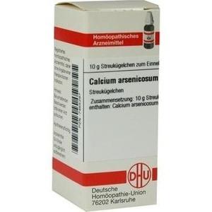 CALCIUM ARSENIC D12