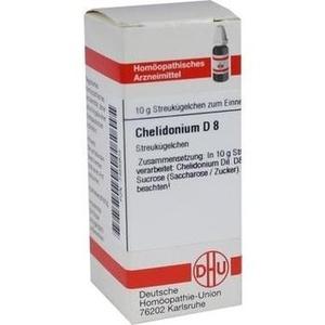 CHELIDONIUM D 8