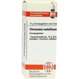 CHROMIUM METALLICUM D12