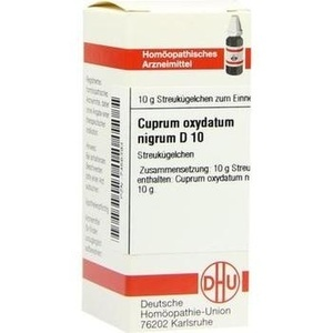 CUPRUM OXYD NIGR D10