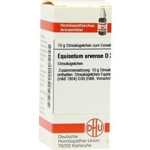 EQUISETUM ARVENSE D 30 Globuli