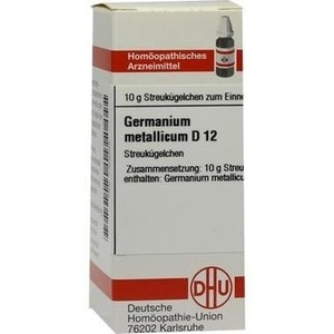 GERMANIUM MET D12