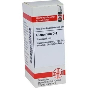 GLONOINUM D 4