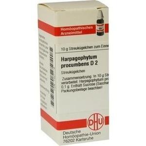 HARPAGOPHYTUM PROC D 2