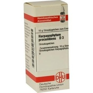 HARPAGOPHYTUM PROC D 3