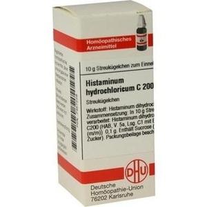 HISTAMINUM hydrochloricum C 200 Globuli