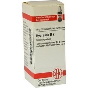 HYDRASTIS D 2 Globuli