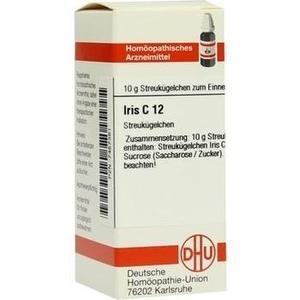IRIS C 12 Globuli