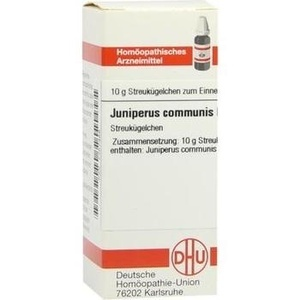 JUNIPERUS COMMUNIS D 6 Globuli