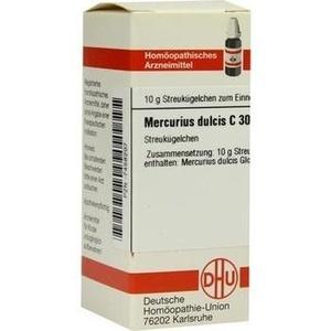 MERCURIUS DULCIS C 30 Globuli
