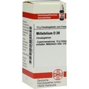MILLEFOLIUM D 30 Globuli