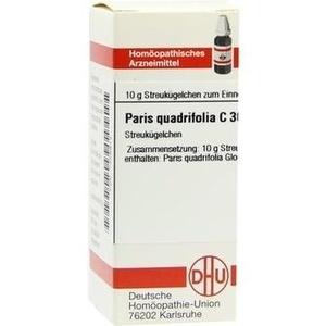 PARIS QUADRIFOLIA C 30 Globuli