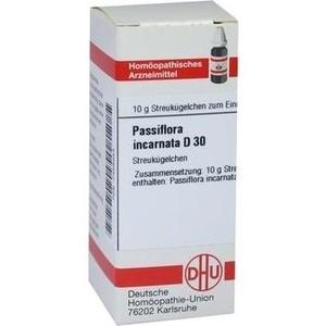 PASSIFLORA INCARNATA D 30 Globuli
