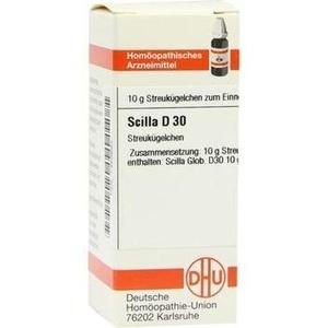 SCILLA D 30 Globuli