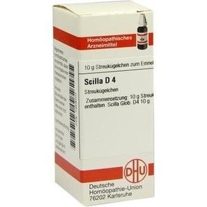 SCILLA D 4 Globuli