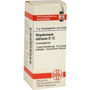 STRYCHNINUM NITRICUM D 12 Globuli