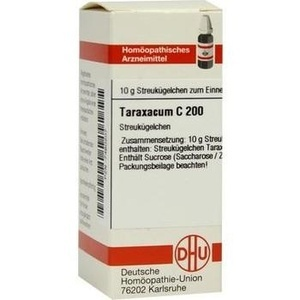 TARAXACUM C 200 Globuli