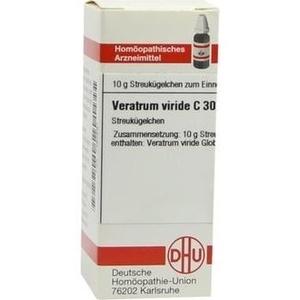 VERATRUM VIRIDE C 30 Globuli