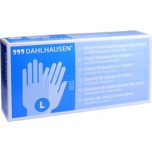 VINYL Handschuhe ungepudert Gr.L