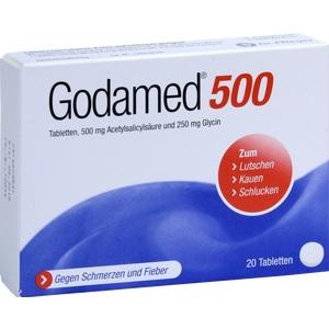 GODAMED 500 Tabletten