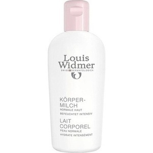 WIDMER Körpermilch leicht parfümiert