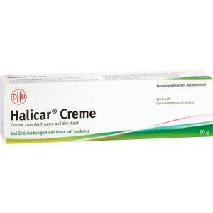 HALICAR Creme