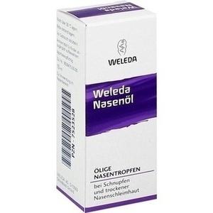 Weleda Nasenöl